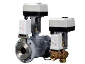 动态平衡电动调节阀Kombi-9